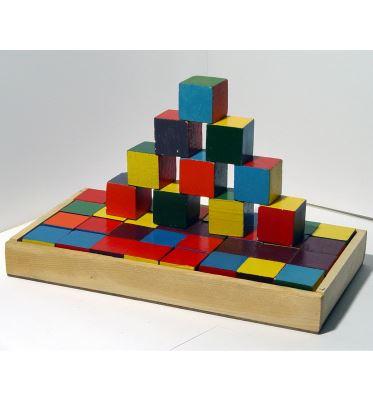 سرگرمی «مکعب رنگی»