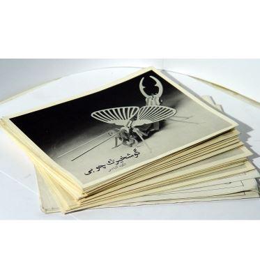 سرگرمی «الگوهای چوبی» ۲۰ عدد با موضوع مختلف