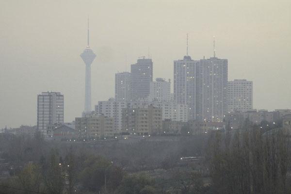 امروز و فردا و با توجه به آلودگی هوا