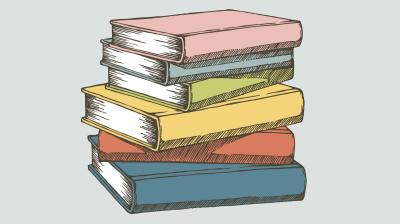 به مناسب هفتهی کتاب و کتابخوانی