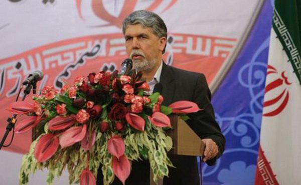 معاون فرهنگی وزارت فرهنگ و ارشاد اسلامی: