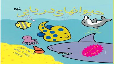 حیوان های دریایی