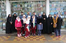 با گردهمایی اعضای باشگاههای کتابخوانی کودک و نوجوان