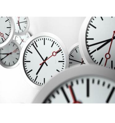دلیل اختلاف ساعت های شرعی درمناطق مختلف چیست؟!
