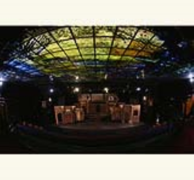 سالن آمفی تئاتر مجموعه فرهنگی هنری برج آزادی
