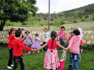بازی در افزایش هوش کودکان مؤثر است
