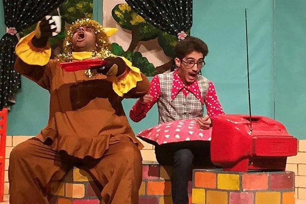 با استقبال خوب مردمی و رونق تئاتر کودک و نوجوان در بیجار