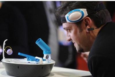 اسباببازیهای آینده با قدرت ذهن کار میکنند