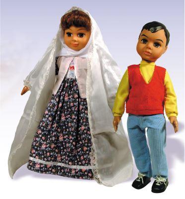 سرگرمی عروسک «دارا و سارا نسل سوم»