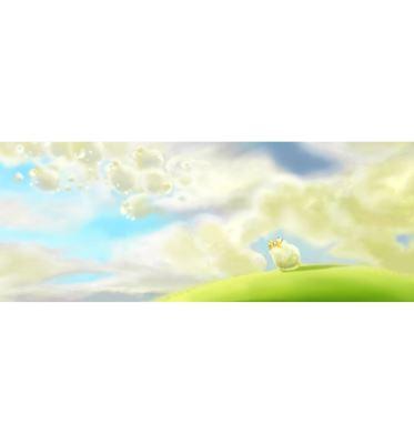 بزغالههای ابری