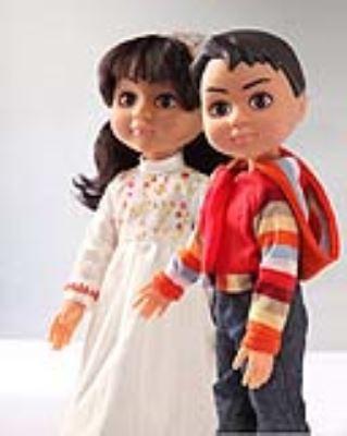 سرگرمی عروسکهای «دارا و سارا نسل دوم»