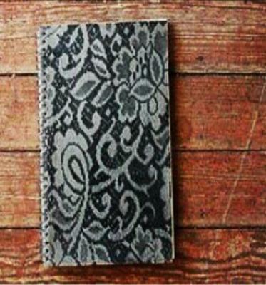 تزئین جلد دفترچه