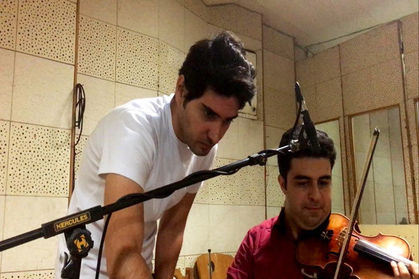 «آرمین رهبر» آهنگساز انیمیشن سینمایی «شکرستان» اعلام کرد: