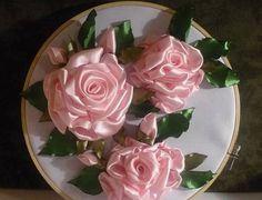 گل  با روبان 1
