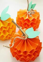 پرتقال های آویز