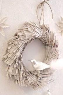 حلقه تزئینی کاغذی
