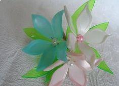 گل پلاستیکی 1