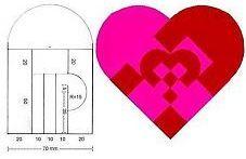 طرح قلبی2