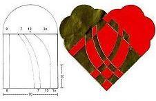 طرح قلبی6