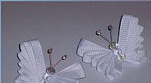 پروانه با روبان
