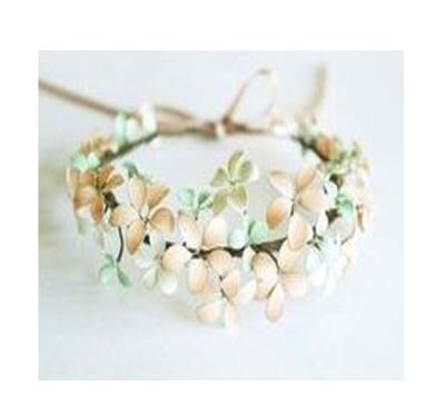 دستبند گل