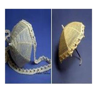 ساخت چتر تزئینی