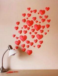 قلب دیواری