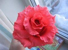گل کاغذ کشی2