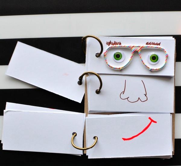 دفترچه چهره شناسی