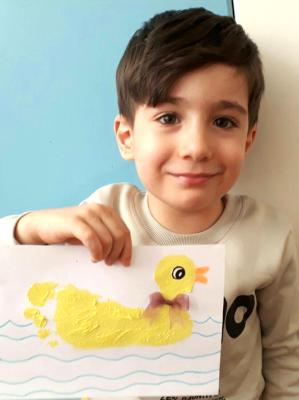 اردک زرد