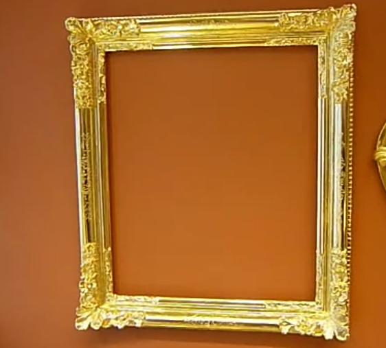 تابلو طلا کوب