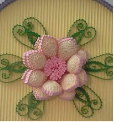 گل   نوع دوم جاگورتا
