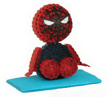 مرد عنکبوتی جاگورتا