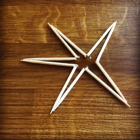 بدون دخالت دست ستاره بسازید