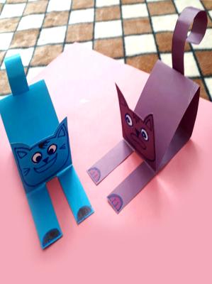 گربه کاغذی