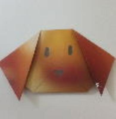 اوریگامی سگ