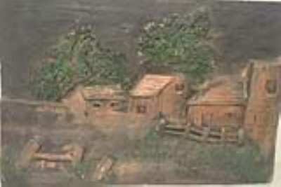 کلبه روستایی