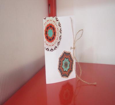 کارت پستال جادویی