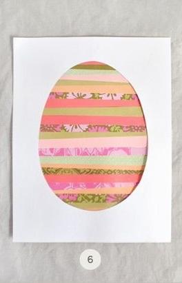 کارت پستال تخم مرغی
