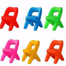 صندلی های رنگی
