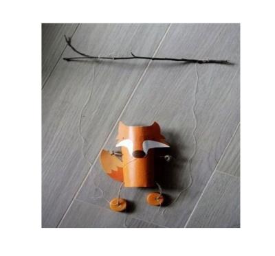 عروسک نخی