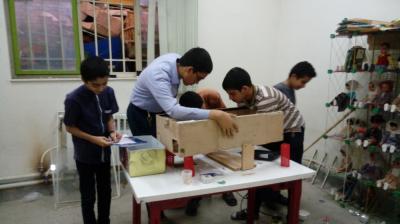 ساخت دستگاه جداکننده زباله های  بازیافتی با دور ریختنی ها