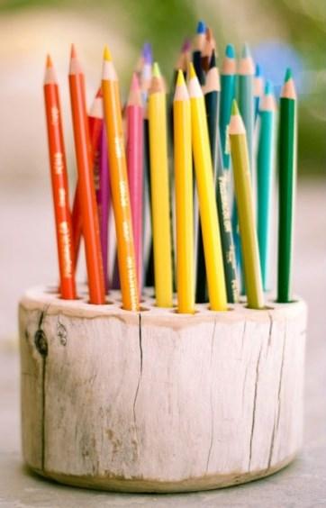 جا مدادی چوبی