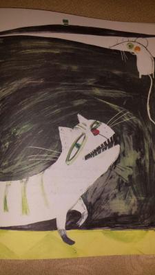 چشم های گربه