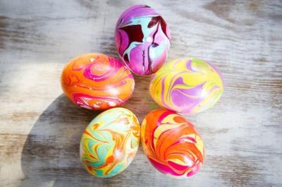 تخم مرغ رنگی 5