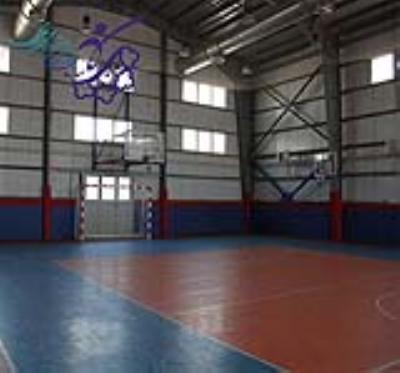 مجموعه ورزشی الزهرا (س) آزاد شهر 65