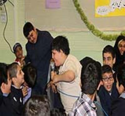 آموزشگاه  استثنایی  دولتی پسرانه  شهید بهشتی