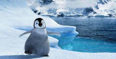 من و پنگوئنم