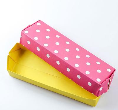 جعبه اریگامی ساده