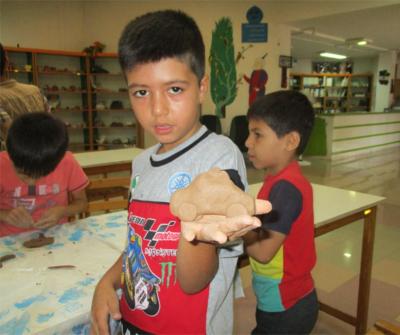 کودک ایرانی کالای ایرانی